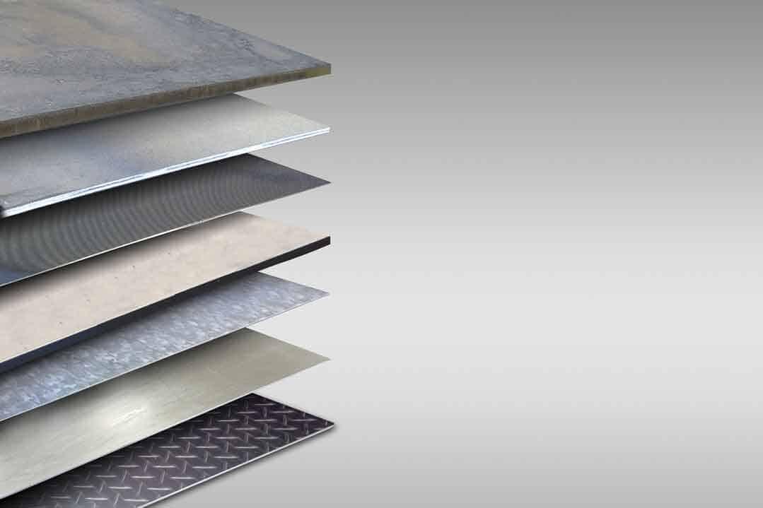 Planchas de acero cintac for Placa de acero