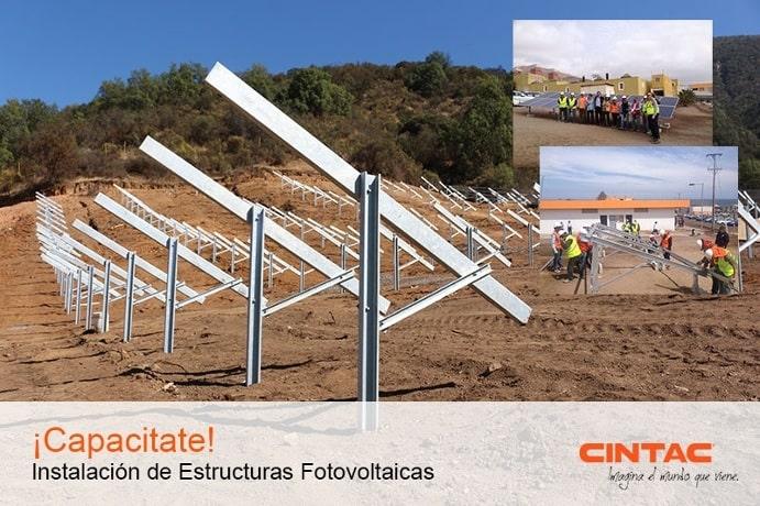 Kit Estructuras Fotovoltaicas