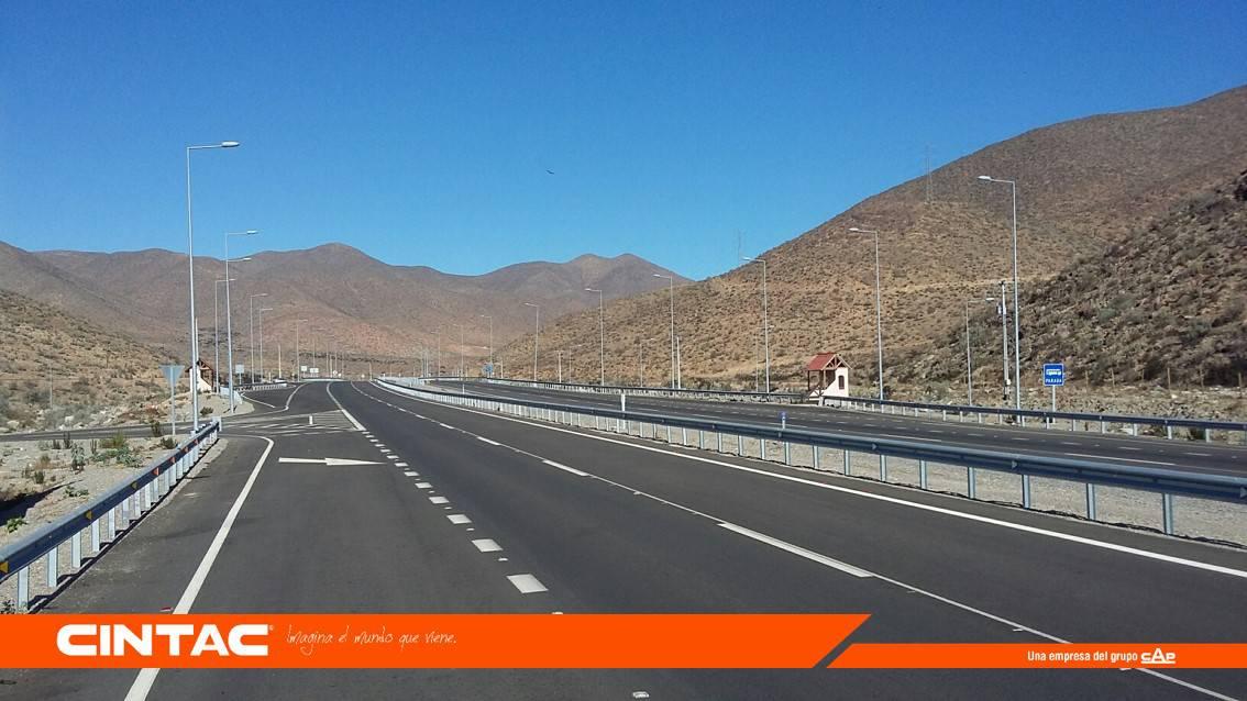Doble Vía La Serena - Vallenar