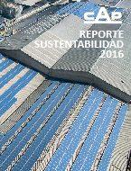 CAP reporte sustentabilidad 2016