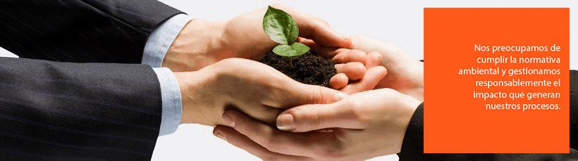 Sustentabilidad / Cumplimiento legal y disminución de impacto